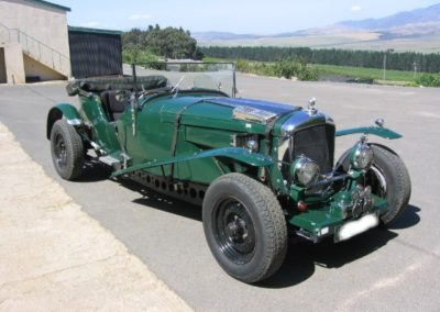 Bentley 1952 Open Top Special Green AS