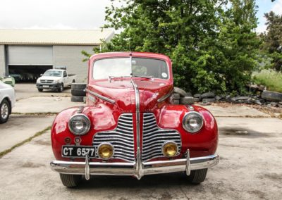 Buick Special 1940 Red AS 2