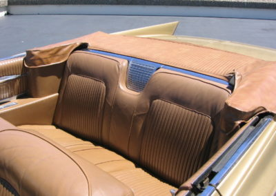 Cadillac Eldorado 1962 Cabriolet Gold AS 3