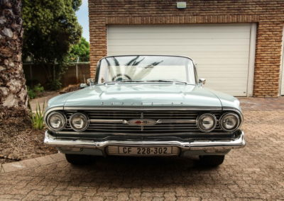 Chev Elcamino 1960 bakkie Blue AS-2