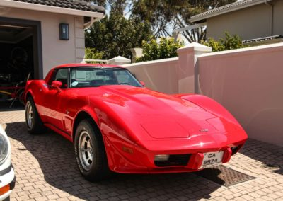 Chevrolet Corvette Stingray1979 Red AS 2