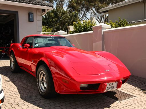 Chevrolet Corvette Stingray 1979, Convertible