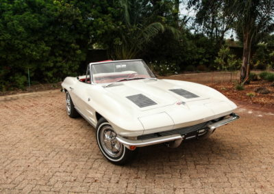 Chevrolet Corvette Stingray 1963, Convertible