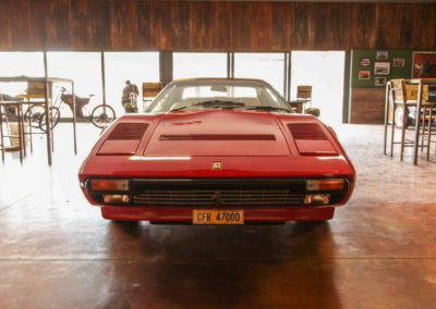 Ferrari 308 QV Red AS-1