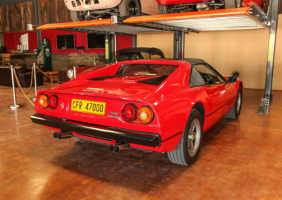 Ferrari 308 QV Red AS-3