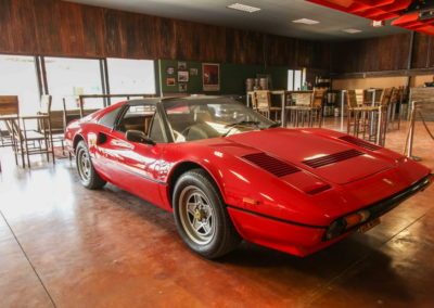 Ferrari 308 QV Red AS-4