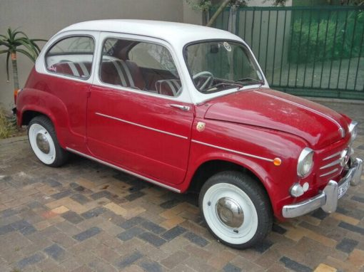 Fiat 600 1960, Coupe