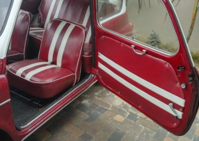 Fiat 600 1960 Red AS 5