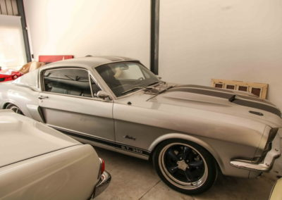 Ford Mustang GT350 1965, Coupe