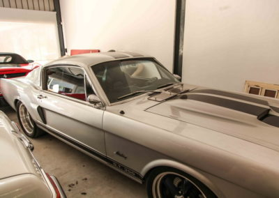Ford Mustang GT350 1965 Silver AS-2