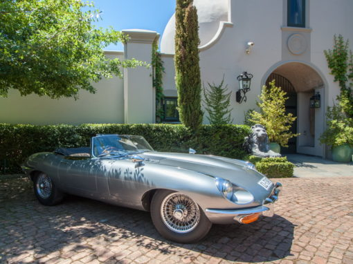 Jaguar E Type 1967, Convertible