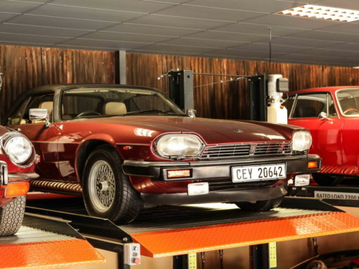 Jaguar XJS V12, Convertible