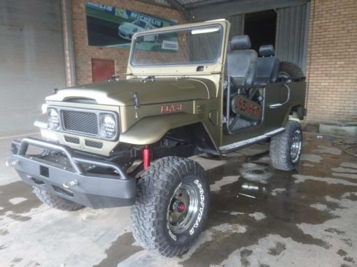 Jeep FJ 45 1974, Cruiser