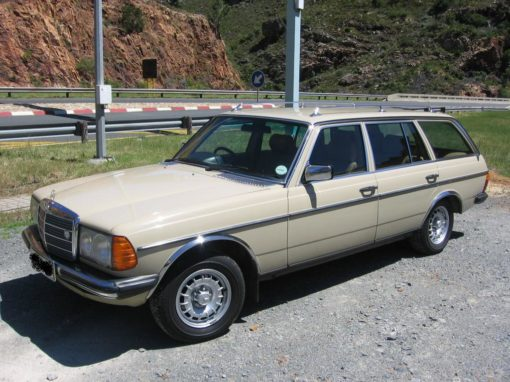 Mercedes 230TE 1983, Stationwagon
