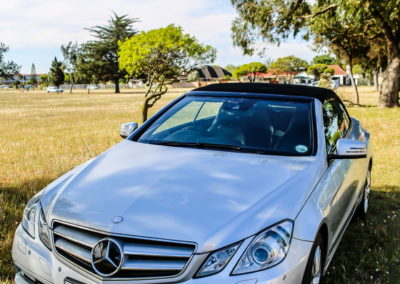 Mercedes E350 Cabriolet 2012 silver AS-004