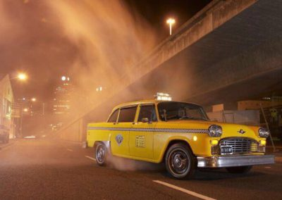 New York Yellow Cab 1976 AS 3