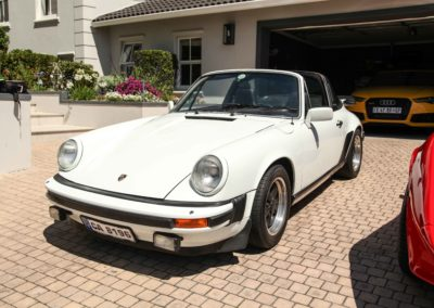 Porsche 911 Targa 1979 Cabriolet White AS 1