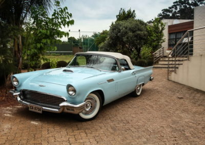 Thunderbird  1957, Convertible
