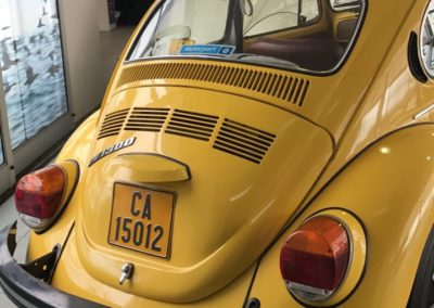 VW Beetle 1978 Yellow AS 3