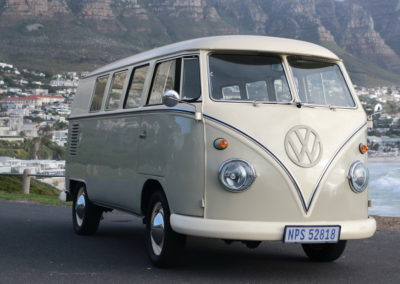 "VW Bus 1963 Manual ""Splitty"""