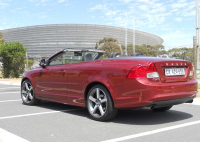 Volvo C70 2010, Cabriolet/ Coupe