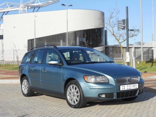 Volvo V50 2007, Station wagon