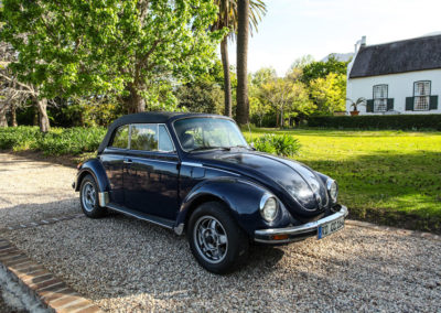 VW Beetle 1979, Convertible