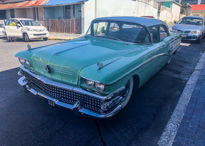 Buick Special 1958 Mint Green AS 2018-1