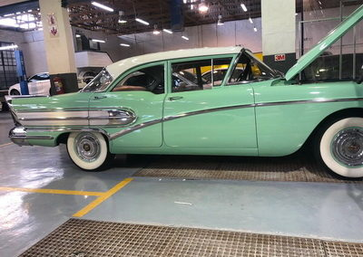 Buick Special 1958 Mint Green AS 2018-2
