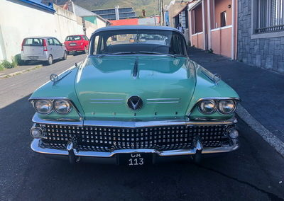 Buick Special 1958 Mint Green AS 2018-5