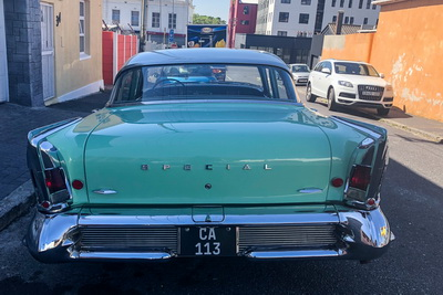 Buick Special 1958 Mint Green AS 2018-8