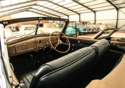 Chev Roadster 1938 Navy Blue w dickie seat AS-3