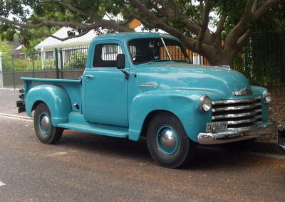 Chevy Pickup 1948