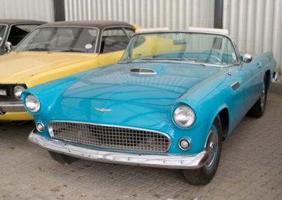 Ford  Thunderbird 1956 Convertible