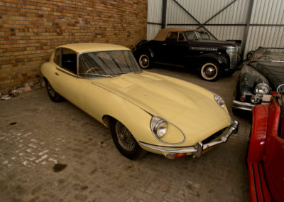 Jaguar E Type Coupe