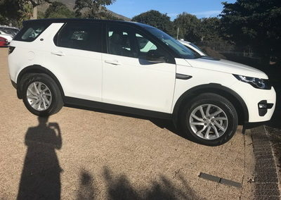 Land Rover Discovery Sport 2017 White AS 3_1