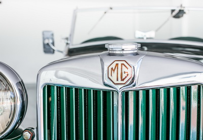 MG TC 1947 Green Cabriolet AS 2018- 3