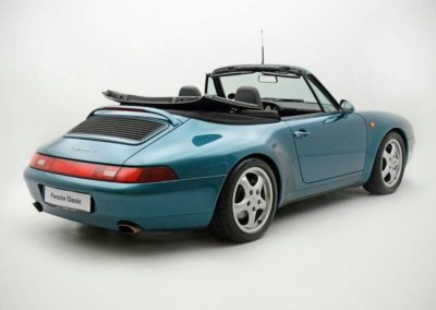 Porsche 911 Carrera 1996 Convertible