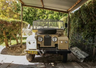 Land Rover Series 1 1957