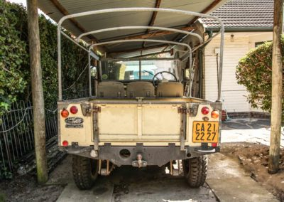 Land Rover 1 1957 Beige AS-005
