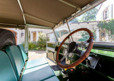 Land Rover Series 1 86inch 1953 Green AS-10_1