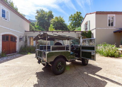 Land Rover Series 1 86inch 1953 Green AS-1_1