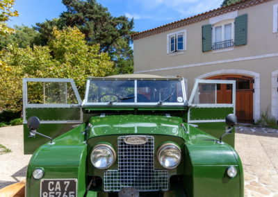 Land Rover Series 1 86inch 1953 Green AS-4_1