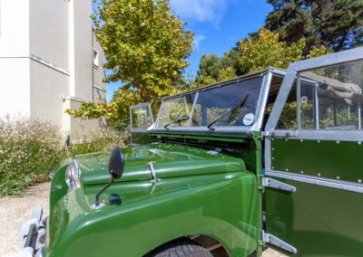 Land Rover Series 1 86inch 1953 Green AS-5_1