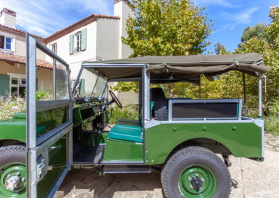 Land Rover Series 1 86inch 1953 Green AS-6_1