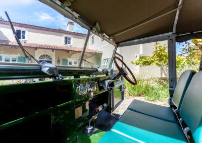 Land Rover Series 1 86inch 1953 Green AS-7_1