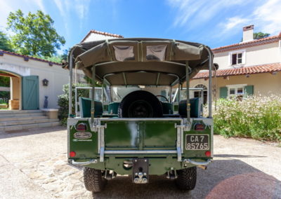 Land Rover Series 1 86inch 1953 Green AS-8_1